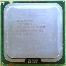 Intel Pentium D 945 Dual Core 3.4GHz 4MB Socket 775 CPU Prozessor