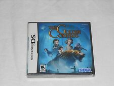 NEW The Golden Compass Nintendo DS Game FACTORY SEALED US Version Sega goldan