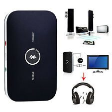 2 in1 3.5mm Wireless Bluetooth 2.1 Stereo Audio Adapter Transmitter and Receiver