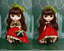 "CWC Exclusive Takara 12"" 11th Anniversary Neo Blythe ""Red Delicious"" - NRFB"