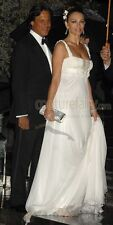 BNWT LIZ' 2DIE4 WHITE GODDESS VERSACE EVENING WEDDING BRIDAL GOWN DRESS 19K$