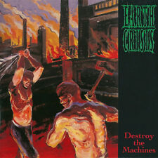 EARTH CRISIS Destroy The Machines CD Orignal (1995 Victory) New!