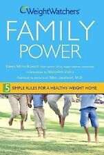 2006 Weight Watchers Family Power Hardcover Book with Dust Jacket
