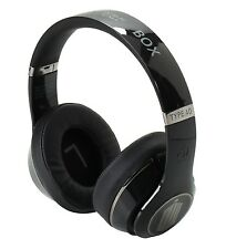 Doctor Who LOGO WIRED HEADPHONES Black Officially Licensed NEW