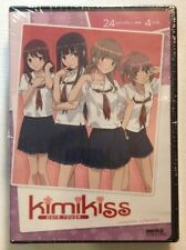 KIMIKISS: PURE ROUGE Complete Collect - MINT NEW DVDS!! Free First Class In U.S.