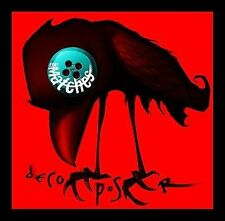 Decomposer by Matches (The) (CD, Sep-2006, Epitaph (USA)) New SS Sealed Unopen