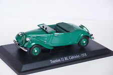 ATLAS CITROEN TRACTION 11 BL CABRIOLET 1938 1:43