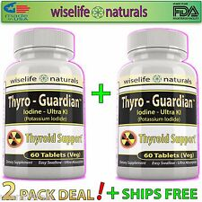 THYROID SUPPORT s Protection  Radiation Energy Potassium Iodide Complex  Tablet