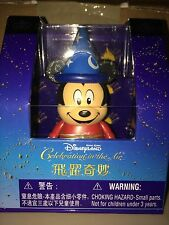 "Hong Kong Disneyland Exclusive 2011 Sorcerer Mickey Mouse 3"" Vinylmation NIB"