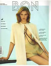 SIGRID AGREN  Bon International Magazine SPRING SUMMER 2011 RAIN PHOENIX