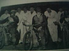 news item 1962 speedway wolverhampton provinvial final world championships