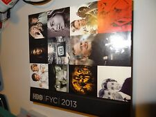 HBO FYC 2013 DVD SET MOVIES MINI SERIES NON FICTION COLLECTORS ITEM used