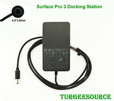 12V 4A 48W AC adapter Charger 1627 for Microsoft Surface Pro 3 Docking Station