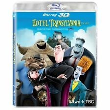 Hotel Transylvania (2D Blu-ray, 2013) 2D Versions of the Movie only.