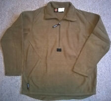 Fleece Pullover, MEDIUM M, USMC Issue, Peckham Coyote Tan 170123-1