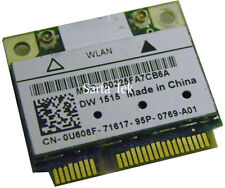 Atheros AR5BHB92 802.11 b/g/n Wireless PCIe Half Mini Card DW1515 DP/N U608F