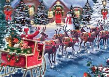 Puzzle 3 x 1000 Teile - Christmas Collection 3 von Jumbo