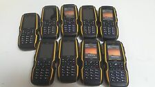 Lot of 9 - Excellent Sonim Xtreme Performance STRIKE XP3410 - (Sprint) Phone