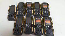 Lot of 9 - Excellent Sonim Xtreme Performance STRIKE XP3410 - (Sprint) Phone