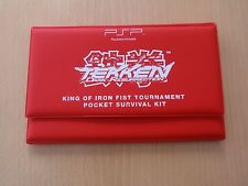 Tekken DARK resurrección Psp Pocket Kit de supervivencia-Kit de prensa
