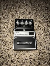 DigiTech HardWire TL-2 Metal Distortion Guitar Effect Pedal