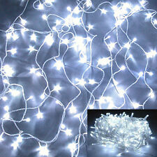 10M 100 LED Christmas Wedding Xmas Party outdoor Fairy String Lights Lamp 110V