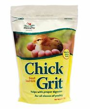 BABY CHICK GRIT CHICKEN FEED 5# FOR CHICKEN COOP HEN HOUSE POULTRY