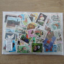 ****** 1000 TIMBRES DIFFERENTS OBLITERES DU MONDE / STAMPS WORLD *****
