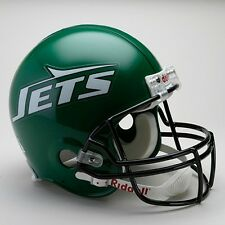 NEW YORK JETS 1990-1997 NFL FULL SIZE Football Helmet