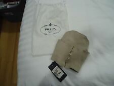 PRADA  COLLAR DIckie/choker 100% SILK SIZE  NEW WITH TAGS