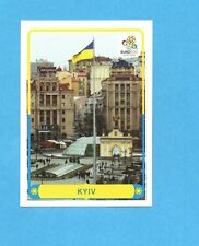 PANINI-EURO 2012-Figurina n.24- KYIV -NEW-WHITE BOARD