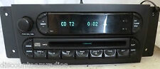 2004-2008  Chrysler Pacifica AM FM Radio Cd MP3 Player P05094564AC  BF 4014