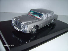 MERCEDES-BENZ 600 (kurz) silber MB Classic Collection 1:43 AUTOart in OVP