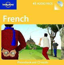 French Phrasebook: and Audio CD 2009 by Lonely Planet 1741797713