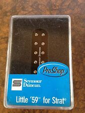 Seymour Duncan SL59-1N Little 59 for Strat Single Coil Sized Humbucker Pickup