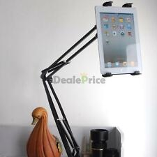 360 Rotating Desktop Stand Lazy Bed Tablet Holder Mount for iPad Air 2 3 Samsung