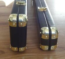 Leather Cue Case Corner Protectors for enhancing and protecting your cue case.