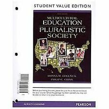 Multicultural Education in a Pluralistic Society, Student Value Edition (9th Edi