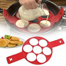 2017 Modern Silicone Omelette Mould Pancake Molds Pan Make Maker Panicakes