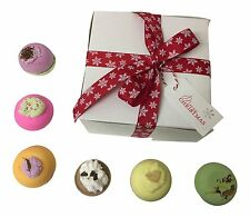 Gorgeous Macaroon &Cup Cake Bath Bomb Melt Creamer Gift Set Mothers Day Birthday