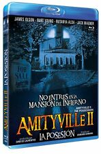 AMITYVILLE II: THE POSSESSION **Blu Ray B** James Olson, Burt Young