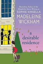 A Desirable Residence by Madeleine Wickham (2011, Paperback)