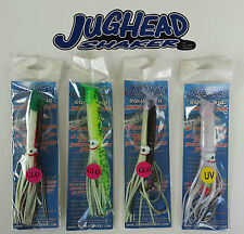 Squid Fishing Lures from Jughead Shaker 4 Jughead Squid with amazing action.