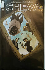Chew #31 NM- 1st Print Free UK P&P Image Comics