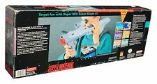 Nintendo NES Super Scope 6 & Cartridge-Wargames-Weapon-[Nintendo NES]-OOP-rare