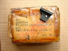 1 x Lee Enfield No4 Plate, New Old Stock, BB8596