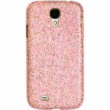 Glitter Bling Chrome Sparkle Shinny Skin Back Case Cover for Samsung & Apple