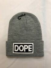 Wnter Hat Beanie Wool Cap Winter Cap DOPE GREY