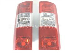 PAIR OF REAR LAMP LIGHT LENS FORD TRANSIT CONNECT 2002-2009 RH AND LH