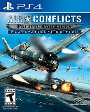 AIR CONFLICT: PACIFIC CARRIERS  (PS4, 2015) (0635)       ***FREE SHIPPING USA***